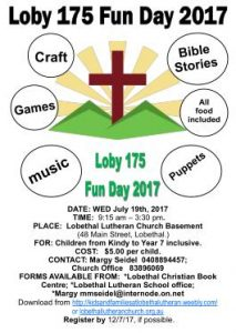 Loby 175 Fun Day Poster small