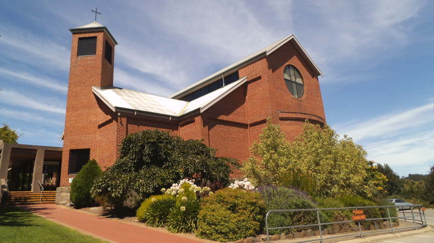 The Lobethal Lutheran Church Building