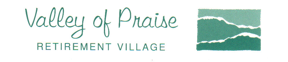 Valley of Praise Retirement Village logo