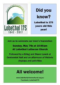 lobethal 175 7th May thumb